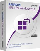 Image of HFS+ for Windows 10