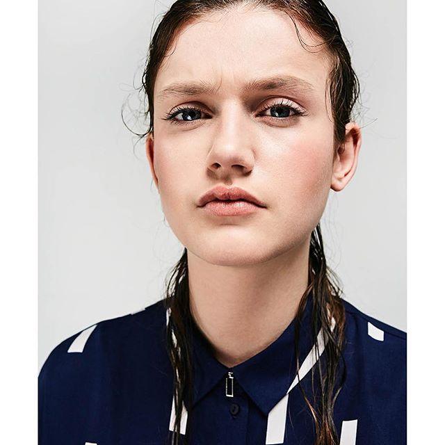 Give It All - Photographed by Rachel Schraven @rachelschraven Make up & Hair Ellen van Exter @ellenvanexter Styling Lois van Galen Last @loisvangalenlast Model Emma @deboekers #fashion #beauty #hair #makeup #makeupartist #institutemag #model #editorial