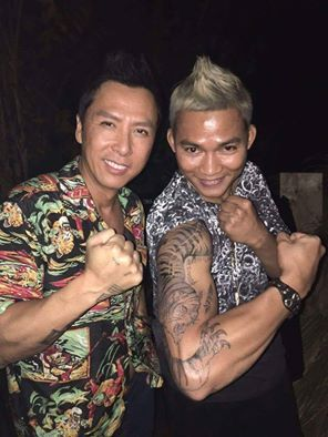 M.A.A.C. – JET LI Out, DONNIE YEN Is In For XXX 3 Alongside VIN DIESEL & TONY JAA. UPDATE: Images