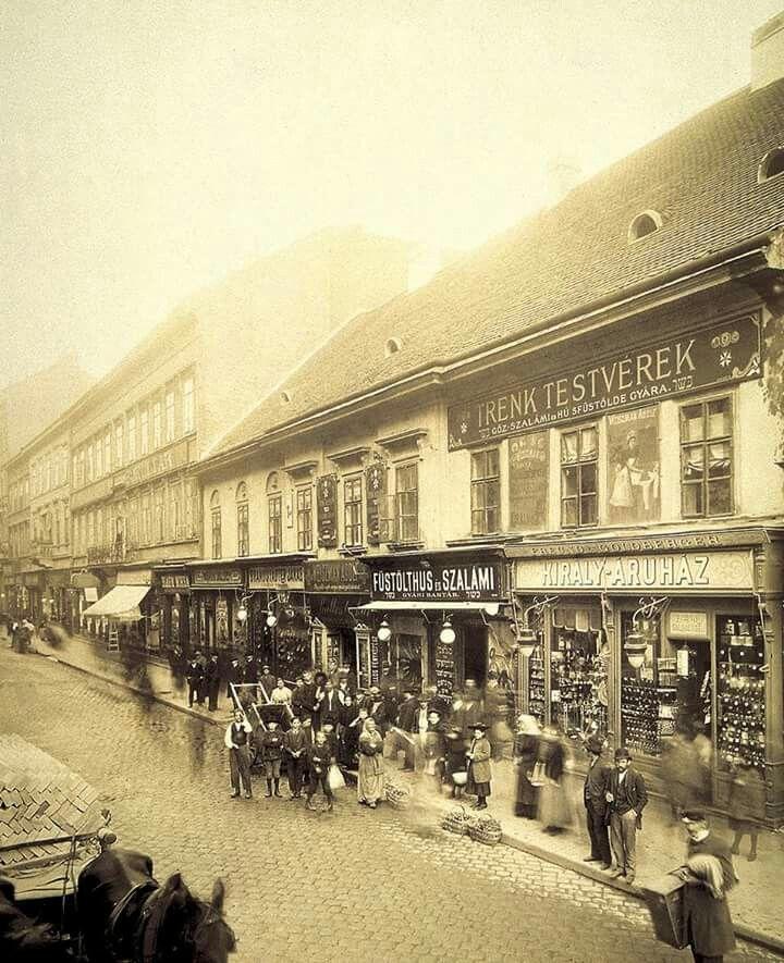 1880. Király utca