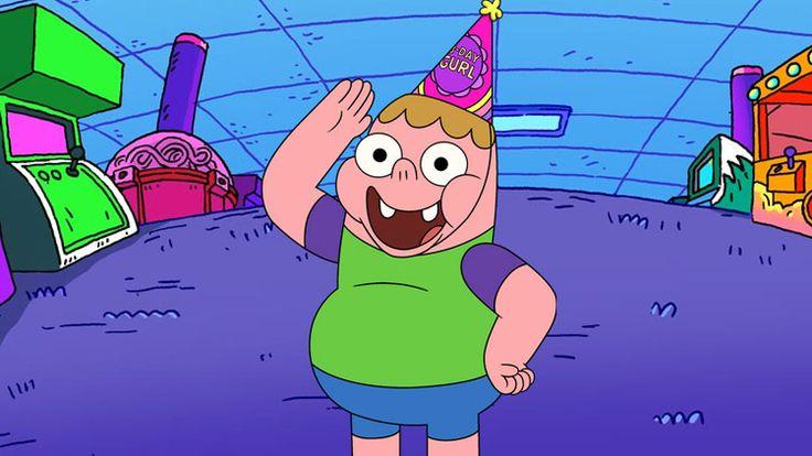 """Simbolismo Illuminati em Novo Desenho da Cartoon Network """"Clarêncio, o Otimista"""""""