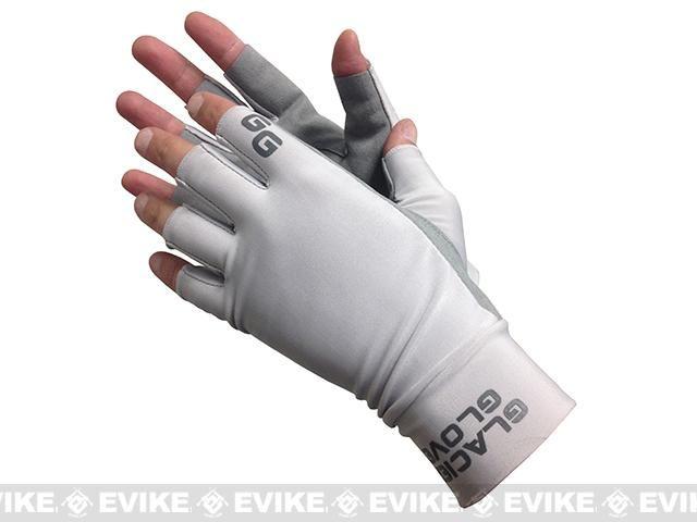 Glacier Gloves Acension Bay Fingerless Sun Glove (Size: Large)