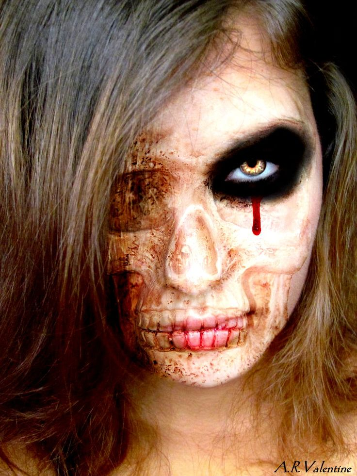 Special Effects Makeup: 1000+ Images About Halloween + Make-up Art On Pinterest