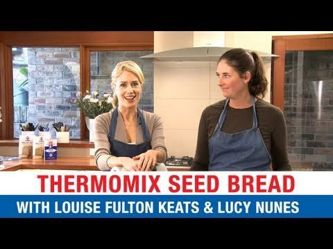 Thermomix Multigrain Seed Bread