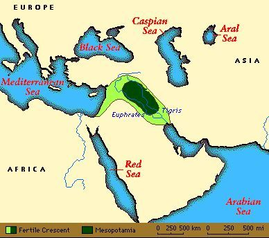 """a history of the mesopotamian culture and its importance The land mass known as mesopotamia lies between the rivers tigris and euphrates, which flow through modern day iraq the peculiar sliver of land derives its name from the greek word meaning """"between the rivers"""", a geographic location which has greatly contributed to mesopotamia's success as the center of thriving cultural activity and innovation."""
