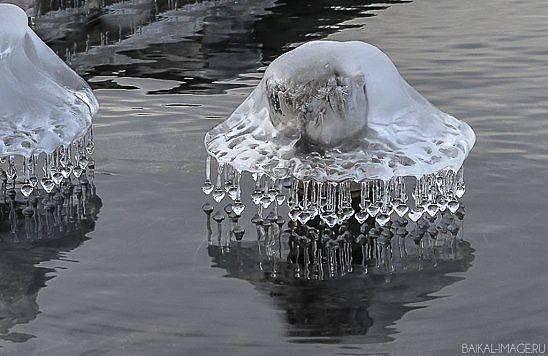 Байкал. Декабрь.