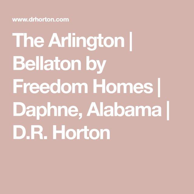 The Arlington | Bellaton by Freedom Homes  | Daphne, Alabama | D.R. Horton