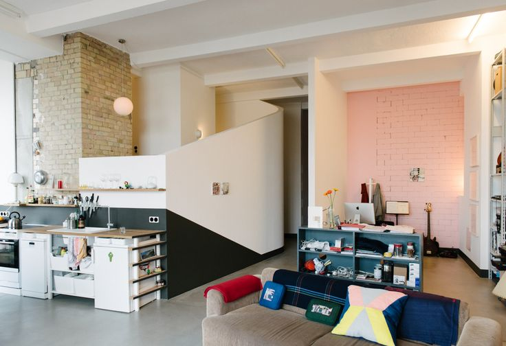 The apartment of architects Adam Odgers and Deborah Nickles - Freunde von Freunden