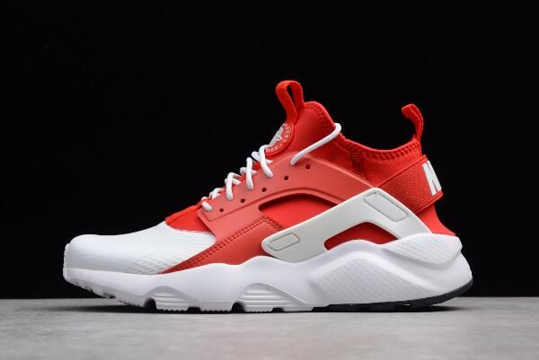 2285a144961 Nike Air Huarache Run Ultra White Red-White 847568-116