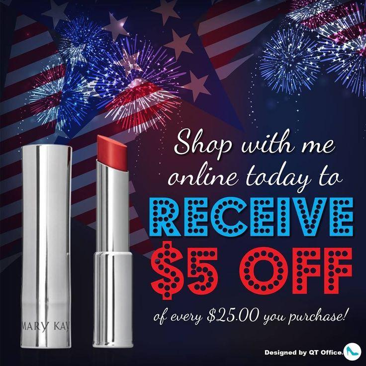 President's Day Sale!!!  www.marykay.com/kaseyedwards
