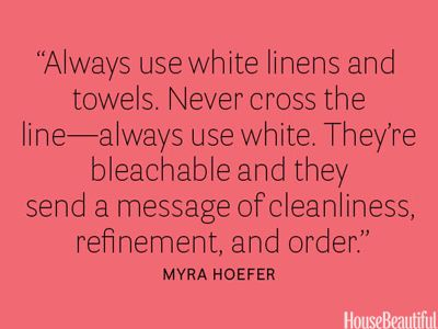 Great advice. Click on the link for more awesome tips from amazing decorators. I have read them all kids:)