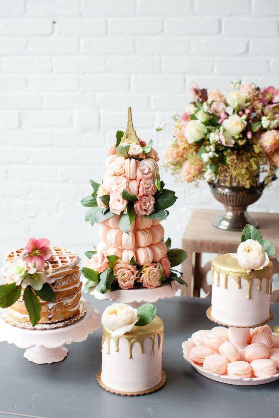 Carly M Photography   Event Planning & Design: Cristen & Co.   Floral Design: Nectar   Desserts: Sweet Indulgence   Rentals: Peterson Party Center   Prop & Vintage Rentals: Cristen & Co