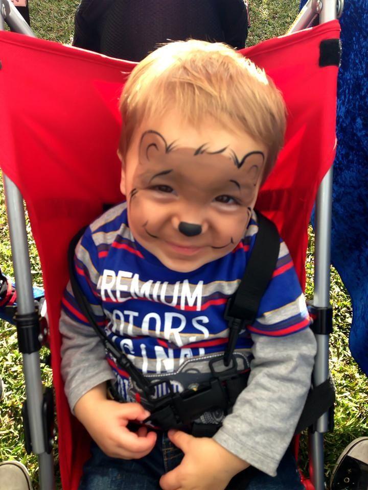 Little teddy bear!