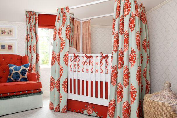 shared toddler and baby room - Google-haku