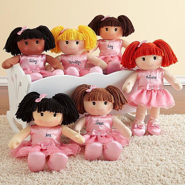 Tutu Rag Doll