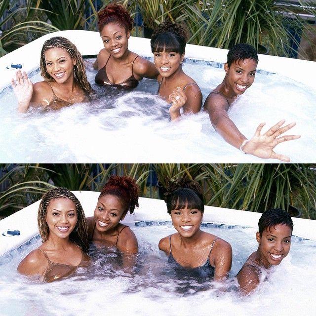 Destiny's Child 1999