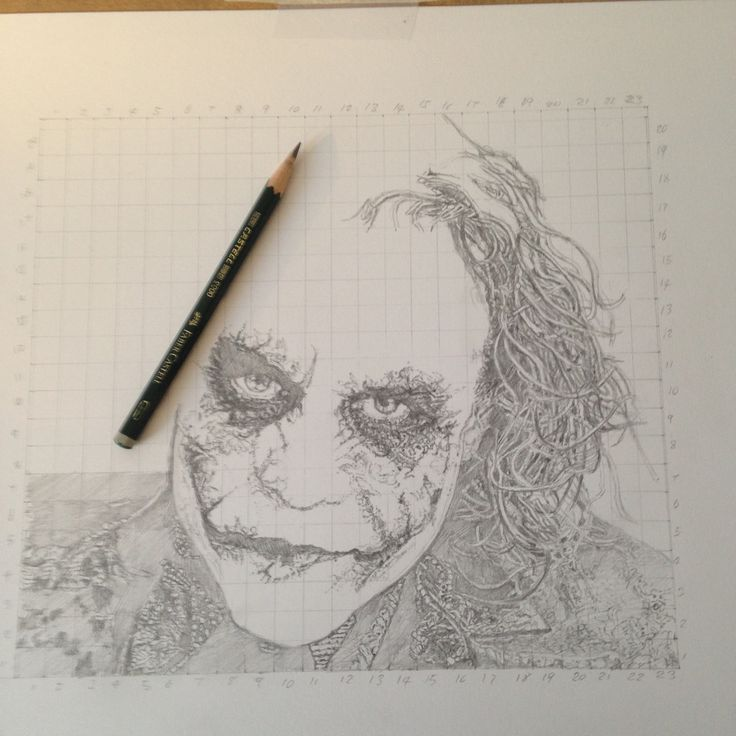 9 best the drawing of the joker images on pinterest jokers thejoker joker heathledger pencil drawing portrait hyperrealism photorealismdrawing ccuart Image collections