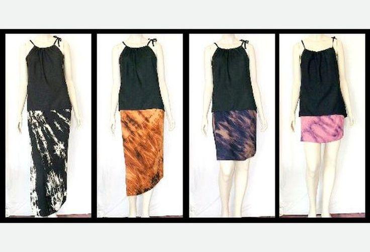 Tropic Wear Sarongs Sarong/skirts summer dresses tops kaftans