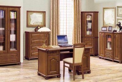 NATALIE Skrivbord med 2 dörrar och 2 lådor - Trendigamobler.com