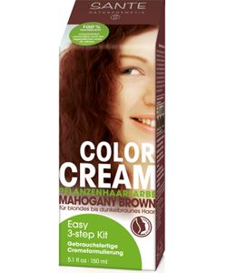 color cream mogano scuro