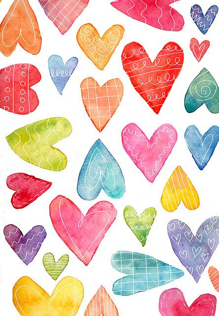 heartwishes by hailey parnell, via Flickr