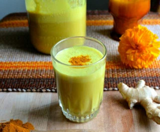 Recipe Golden Milk by shi_lea8 - Recipe of category Drinks