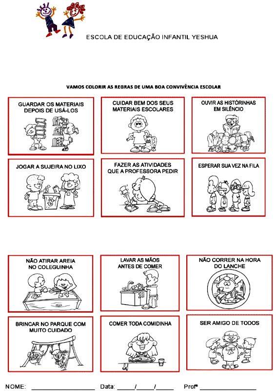 Pin De Acassia Vicente Em Atividades Alfabetizacao Escola