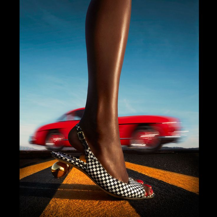 Vroom Spring 2013 Editorial - High Heel Trend Spring 2013 - Harper's BAZAAR
