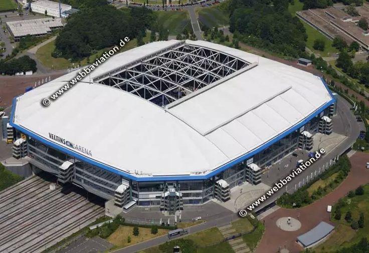 Veltins Arena - Schalke 04 - Germania