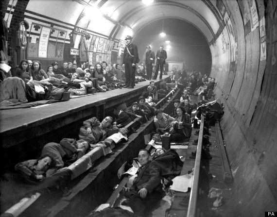 The Tube 150 Anniversary: London Underground, Its Life In Pictures