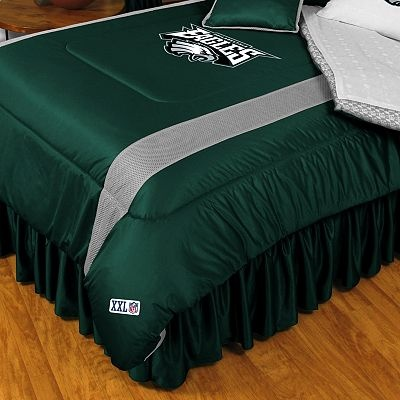 Philadelphia Eagles Bedding Coordinates.... I want this!!!!