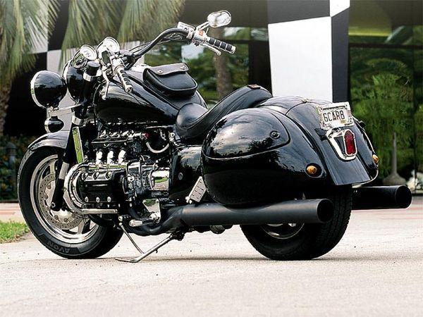 2014 Honda Valkyrie >> Four custom Honda Valkyrie motorcycles. By Andy Cherney ...