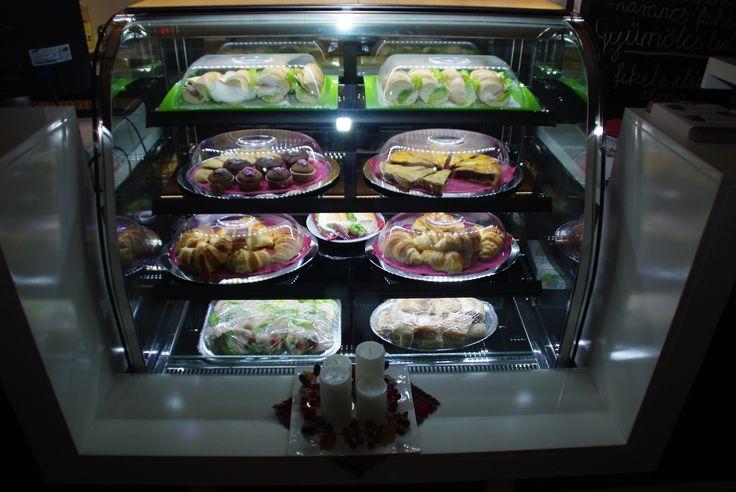 Café Archibald -kínálat