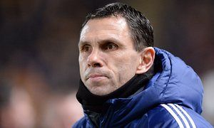 Gus Poyet is named as the Real Betis head coach