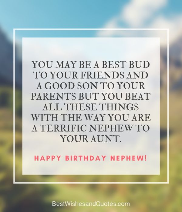 Nephew Quotes Pineinterest: Die Besten 25+ Happy Birthday Nephew Quotes Ideen Auf