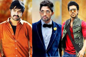 Tollywood insiders say that Dil Raju is planning to cast two of the A-list actors- Ram Charan, NTR, or Allu Arjun, for his upcoming project - Kalasi Vunte Kaladu Sukham. He even recently registered the movie title. The old Kalasi Vunte Kaladu Sukham was sensational hit, and starred NT Rama Rao and Savithri.