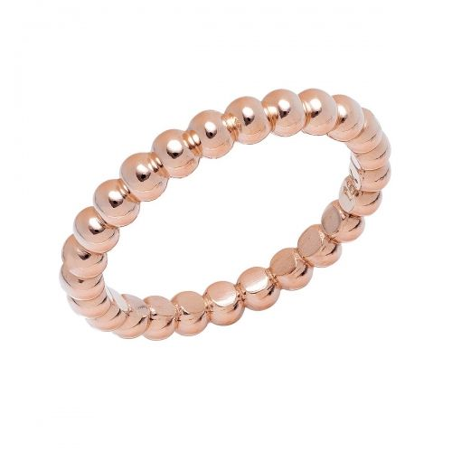 The BOLLA STACKING RING from Mesh NY is a rose gold ring that is weighty, yet comfortable for wearing on any finger.  A stackable ring that also looks great worn alone.               ________________________ https://www.zindigo.com/sharer.php/0/0/3729/15468
