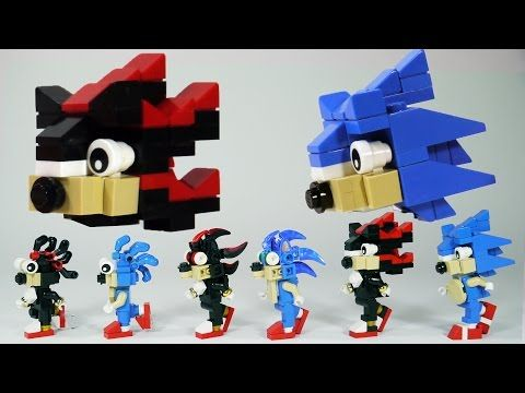 295 best custom lego instructions by brick 101 images on - Lego sonic boom ...