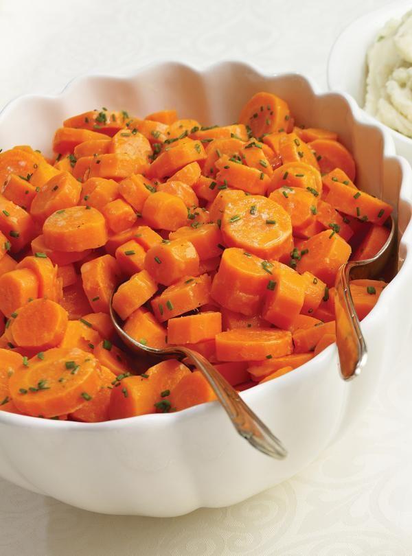 Recette de Ricardo de carottes au beurre