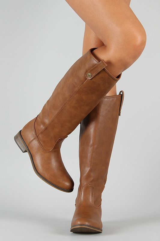 $38.20 Breckelle Rider-18 Riding Knee High Boot