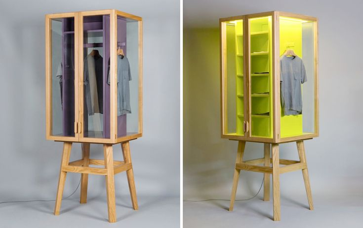 hierve: ropero modular wardrobe \ 'ropero' which means wardrobe in spanish, is the newest furniture design by mexico city and london-based studio hierve. the cabinet is a freestanding modular system which offers a creative practical solution that addresses our contemporary needs   for clothes storage.