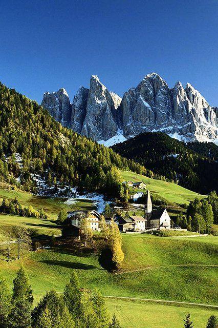 ITALY - DOLOMITI #facebook.com