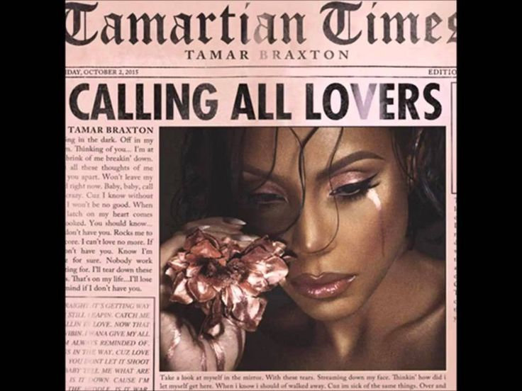 Tamar Braxton  - King (Calling All Lovers)