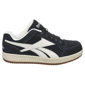 Reebok Work Men's Soyay Medium/Wide Steel Toe Sneakers (Navy)