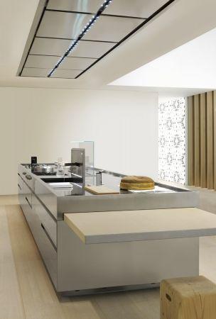 Composition 4, #Kitchen Convivium Arclinea #architecture #design #interiordesign