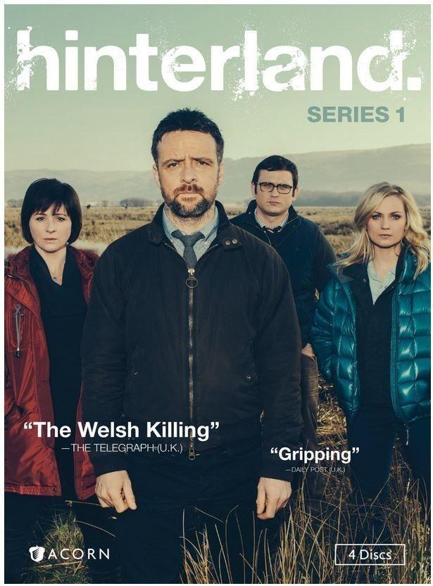 Hinterland: Series 1 (DVD, 2014, 4-Disc Set) #dvd #hinterland