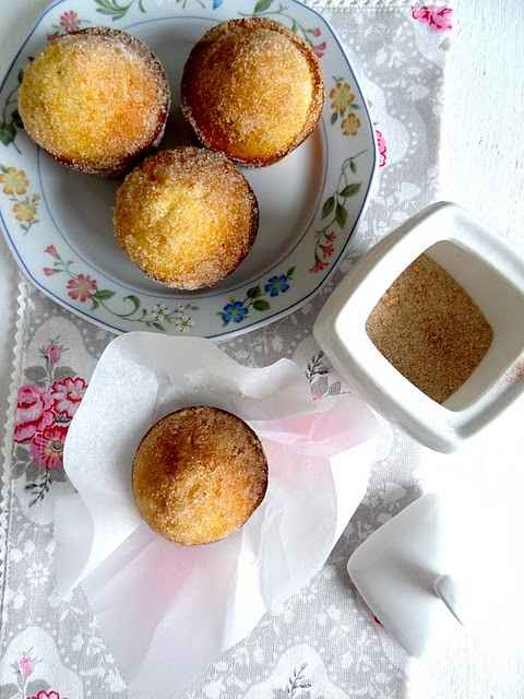 French Breakfast Muffins | Recipes | sweet | | Pinterest