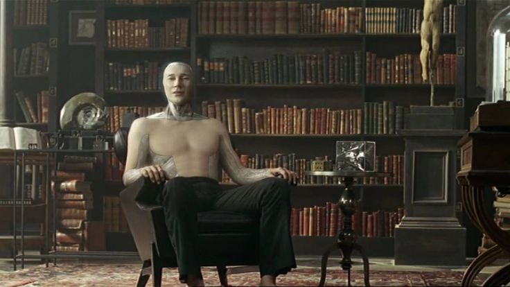 Johnnie Walker - Human (The Android) HD Version