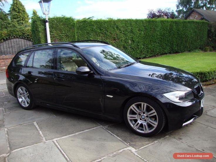 BMW 320 d M Sport Touring Auto #bmw #msporttouring320d #forsale #unitedkingdom
