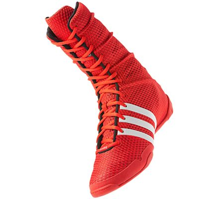 Adidas Boxing Boots Trainers Mens adiPower Boxing Core 2012 Shoes Sizes New
